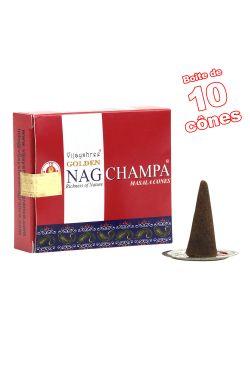 Encens Nag Champa golden masala