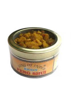 Encens resine Feng shui