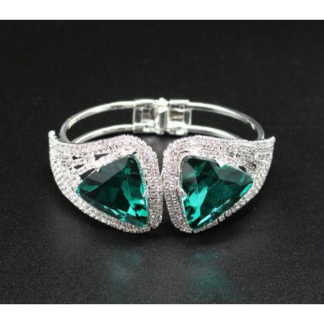 Bijou oriental bracelet strass à pierres