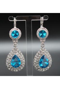 Boucles d'oreilles bijoux orientaux en plaqué or ou argent