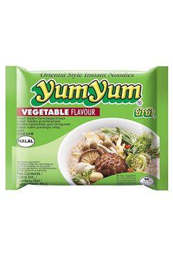 Soupes aux nouilles végétale- YUMYUM