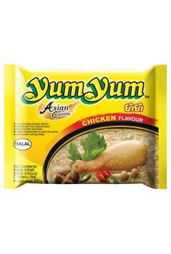 Nouilles au poulet - YUMYUM
