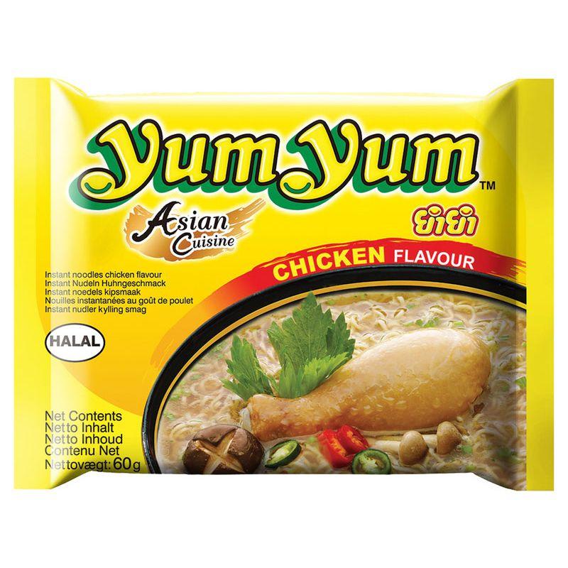 acheter des nouilles au poulet yumyum. Black Bedroom Furniture Sets. Home Design Ideas
