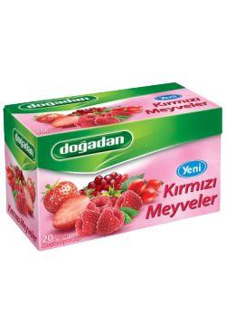 *Thé dogodan fruits rouge