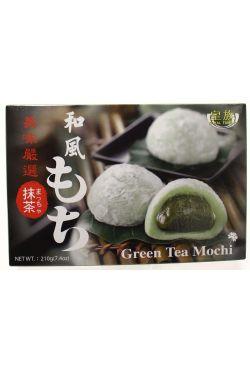 Gateau de riz Mochi au thé vert