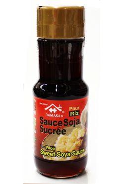 Sauce soja sucré pour riz
