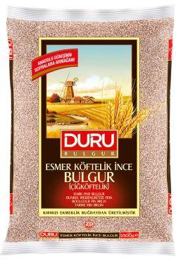 Boulgour fin brun - DURU BULGUR