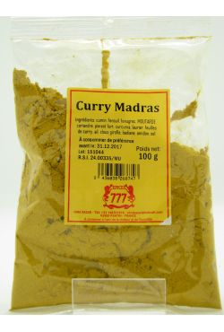 Curry Madra - EPICES 777