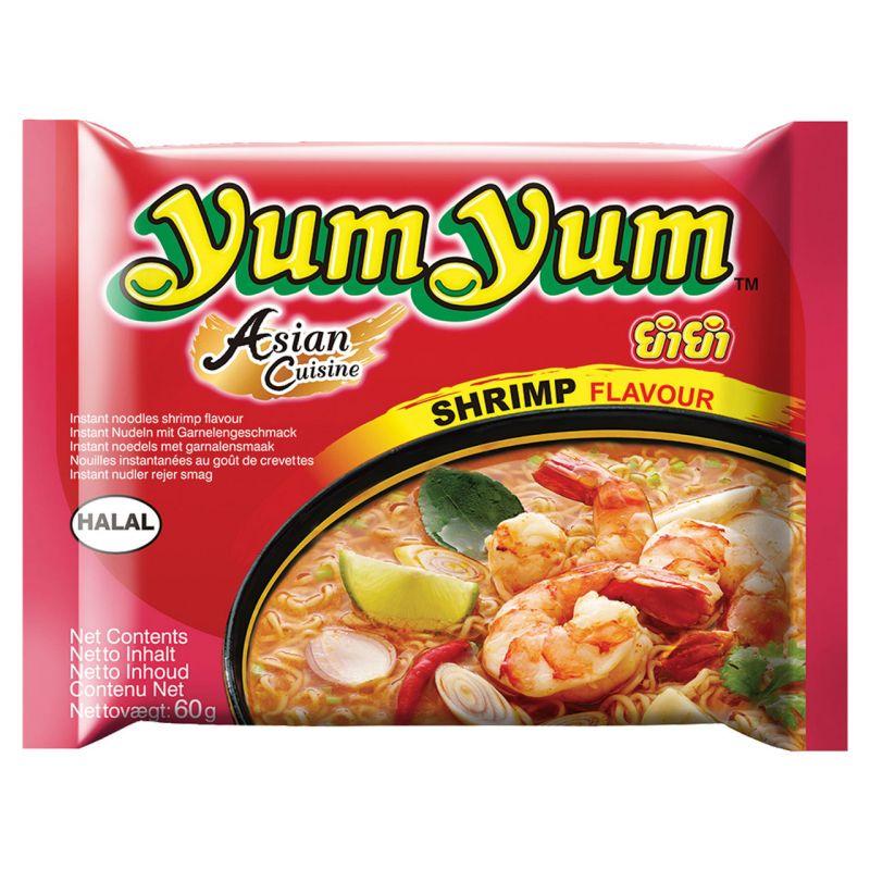achat de soupes aux nouilles crevettes yumyum. Black Bedroom Furniture Sets. Home Design Ideas