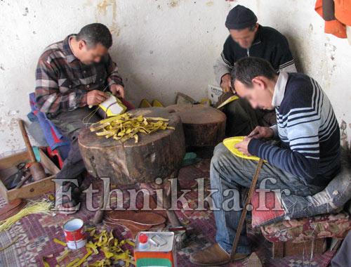 Fabricaant de babouches pour ethnikka.fr