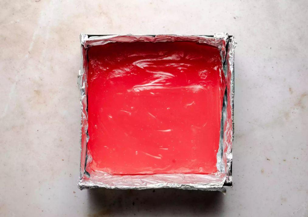 préparation de loukoums